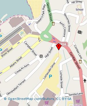 Gibraltar Street Map