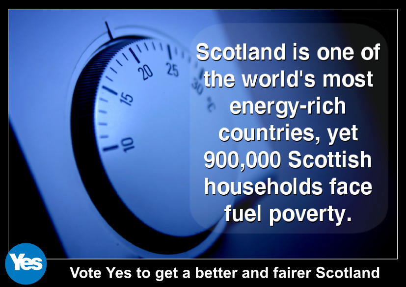 Fuel Poverty in Energy Rich Scotland