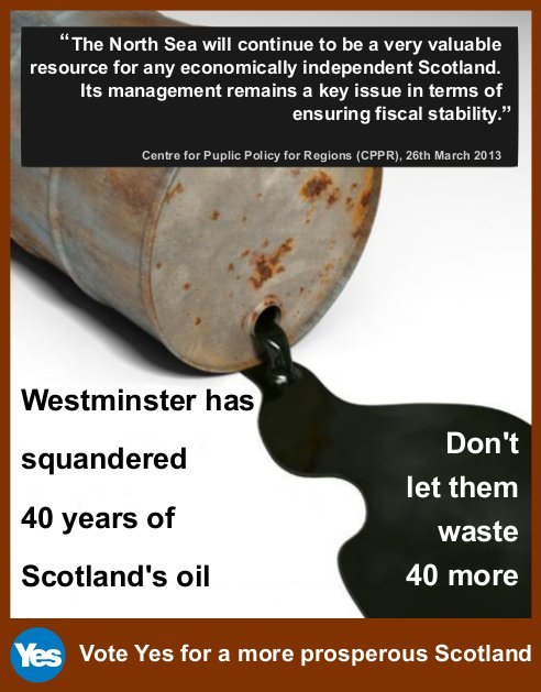 North Sea Oil Mismanagement