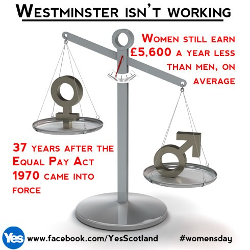 Westminster isn't Working for Women